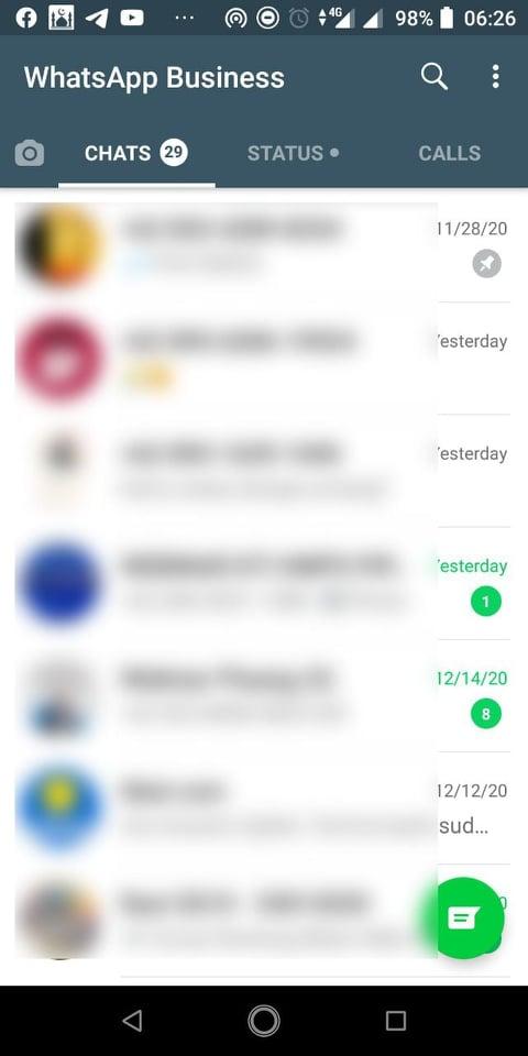 Cara Mengirim Pesan Broadcast Di Whatsapp Dengan Mudah Gaptek Digital